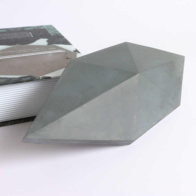 Алмазный дизайн стены кирпича силиконовые Форма для цемента стены кирпичная форма, гипсовая Стена Кирпичная форма DIY кирпичный Камень Плесень