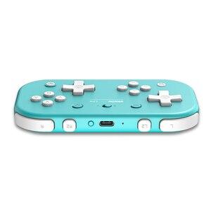 Image 2 - Беспроводной bluetooth контроллер для Nintendo Switch Lite, Nintendo Switch и Windows 8BitDo Lite