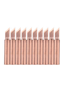 Copper-Solder-Iron-Tip Welding-Head 936 for 10pcs/Lot