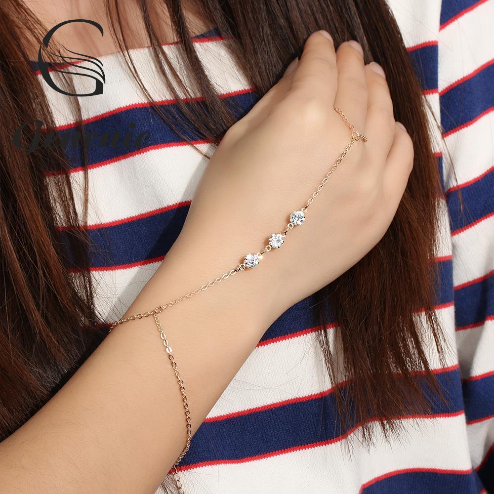 Simple Clothing Clip Rhinestone Round Diamond Dress Buckle Cardigan Clip New 889