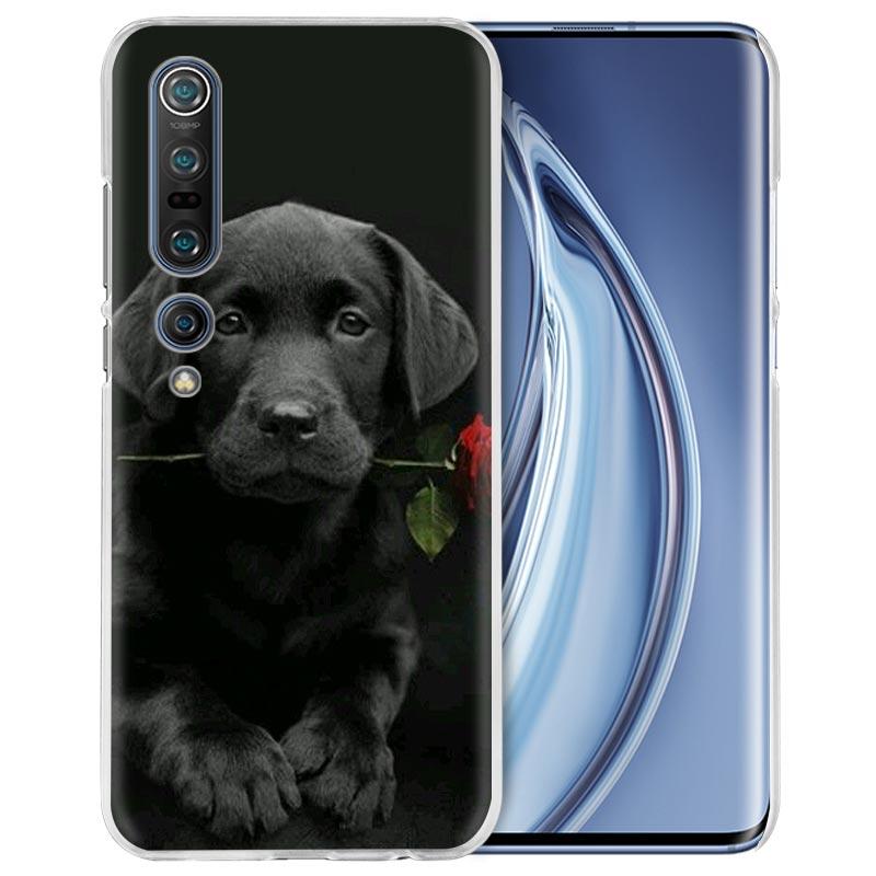 Retriever Dog Case For Xiaomi Mi Note 10 Pro 9T 9 CC9 A3 A2 8 Lite 6X 10Youth 5G Poco X2 F1 F2pro Hard Coque Fall