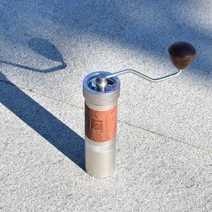 Image 2 - 1zpresso K Proเครื่องบดกาแฟแบบพกพาด้วยตนเองกาแฟMill 304 สแตนเลสBurrปรับ 40 มม.พิเศษBurr