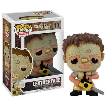 FUNKO POP Texas Chainsaw Massacre Leatherface 11# Action Figure Toys Vinyl Decoration Model Dolls for Kids Halloween Gifts 1