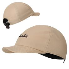 Santic-Sombrero deportivo para ciclismo de montaña, gorra transpirable de secado rápido para ciclismo, correr, sol, sombrero de protección solar, primavera y verano