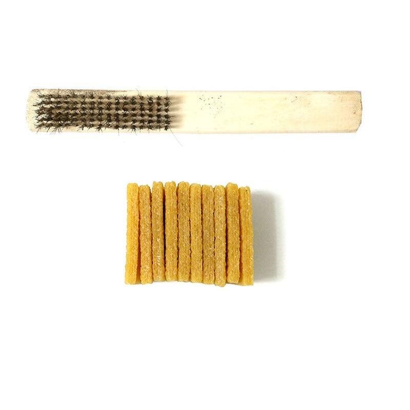 Quality Skateboard Griptape Eraser Brush Grip Tape Rubber Double Rocker Longboard Sandpaper Cleaner Skate Board Clean Accessorie