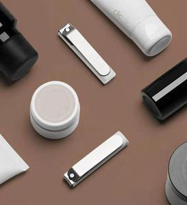 Image 4 - Original Xiaomi Mijia No Splash Nail Clipper Cutter Fingernail Toenail Manicure Pedicure with Shell Case Stainless Steel Trimmer