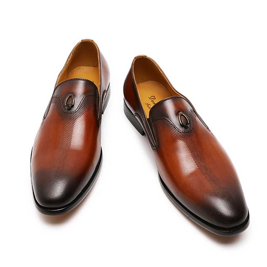 Fashion Mens Loafers Dress Shoes Office