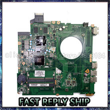Laptop Motherboard Hp Pavilion A8-6410 FOR 15-P-Series Day22amb6e0-Rev:E/a8-6410 2G 100%Working