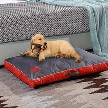Puppy-Mat Sofa Pet-Bedding Dog-Cushion Dog-Bed Husky Labrador Washable Large Lounger