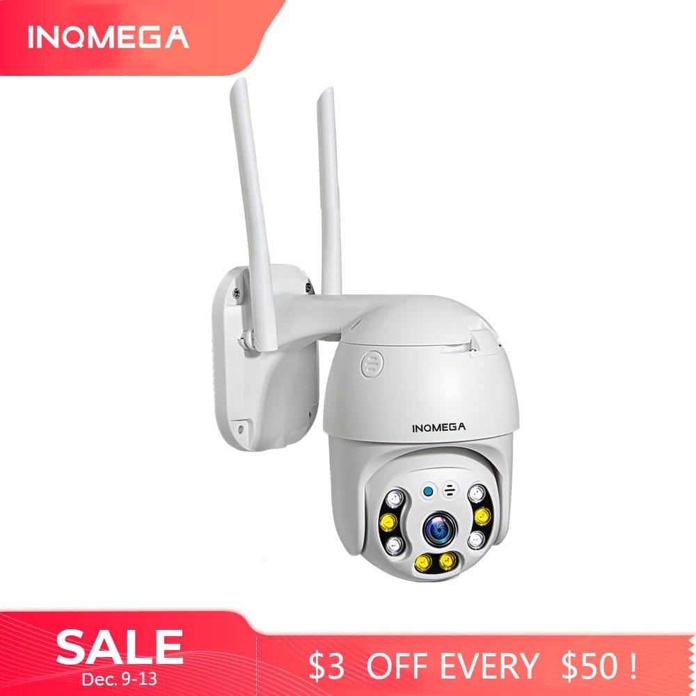 INQMEGA 1080P PTZ dôme caméra suivi automatique en plein air nuage stockage sans fil caméra IP65 étanche Vision nocturne en couleur