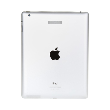 "Original Apple iPad 4  90% New 9.7"" Retina Touchscreen 16gb/32/64 GB Apple A6 1.40 GHz iOS 10 Wi-Fi  Black and Sliver table 2"