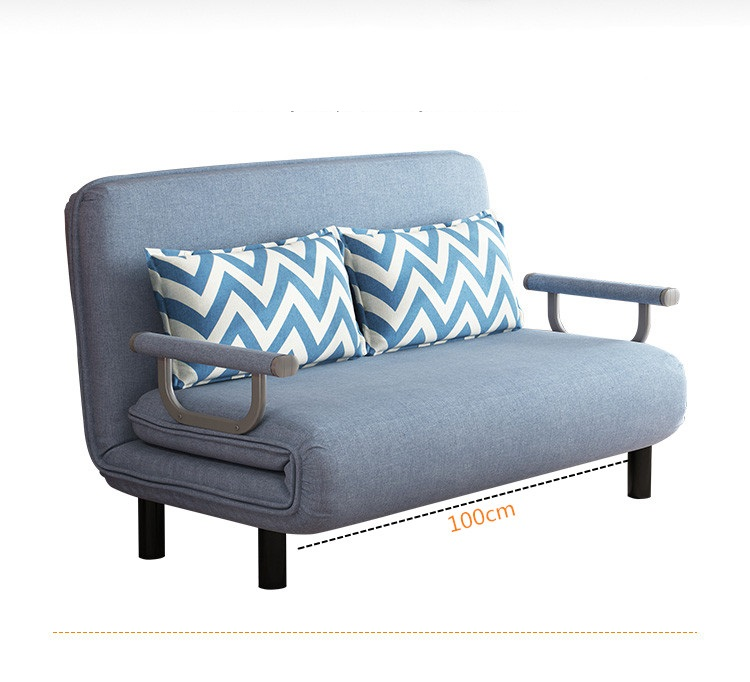 Sofá cama plegable de K-STAR, sillón de dormir, sofá reclinable de tela transpirable, sofás perezosos, sofá individual para sala de estar, silla, cama Funda de alta calidad para sofá, mobiliario, sillón, moderno sofá para sala de estar, funda de sofá elástica, funda de sofá de algodón de 1/2/3/4 plazas