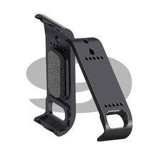 Para gopro 9 caso capa lateral recarregável substituição da bateria tampa da porta pode para go pro herói 9 preto acessórios da câmera do esporte