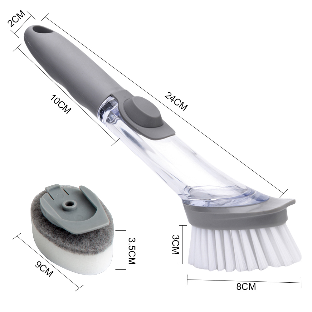 dish wash brush