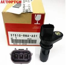 New 37510-RNA-A01 Camshaft Position Sensor For Honda Civic DX EX Accord HR-V 37510RNAA01 new genuine oe 37510 rna a01 camshaft position sensor fits honda civic dx ex hr v accord 37510rnaa01