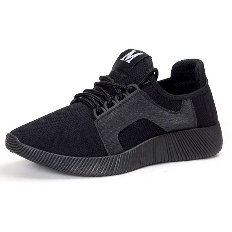 Women Sneaker Sports Shoes Woman Air Mesh Casual Woman Tennis Ligh Weight Black Sneakers Comfortable Wear Resistant