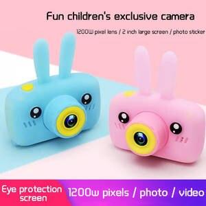Mini Camera Screen-Display Forkid-Game Study Digital-Video Portable Children Full-Hd