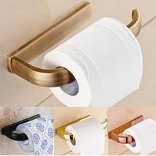 Chrome/Gold/Rose Golden/Antique/ Black Color Brass Toilet Paper Rack Tissue Holder Roll Paper Holder Bathroom Accessories стоимость