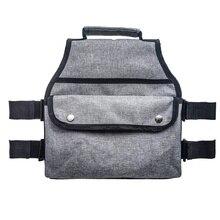 Гандикап боковая корзина сумка Rollator инвалидная коляска складная ходунки сумка для хранения без рук ходунки крепления
