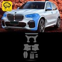 CarManGo for BMW X5 G05 2019 Car Body Door Handle Bowl Head Light TPU Protective Film Cover Trim Sticker Interior Accessories