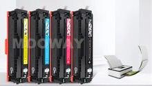 Cartouche de toner Compatible pour HP 207A M255 M255dw M282 M282nw M283 M283cdw M283fdw W2210A W2211A W2212A W2213A sans puce