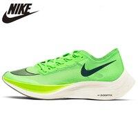 Nike Zoomx Vaporfly Next% Men Marathon Running Shoes Light Weight Outdoor Sneakers Air Zoom Men#AO4568