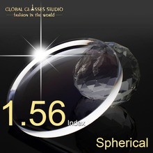 1.56 Index Reading Spherical Resin Prescription Lens HMC Anti scratch & Anti Reflective Coating lenses