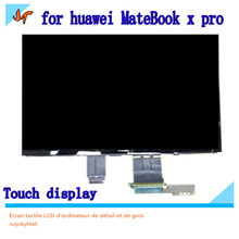 For Huawei MateBook X Pro MACH W19 MACH W29  13.9 inch touch screen LCD monitor LPM139M422 A 3K display 3000X200 resolution
