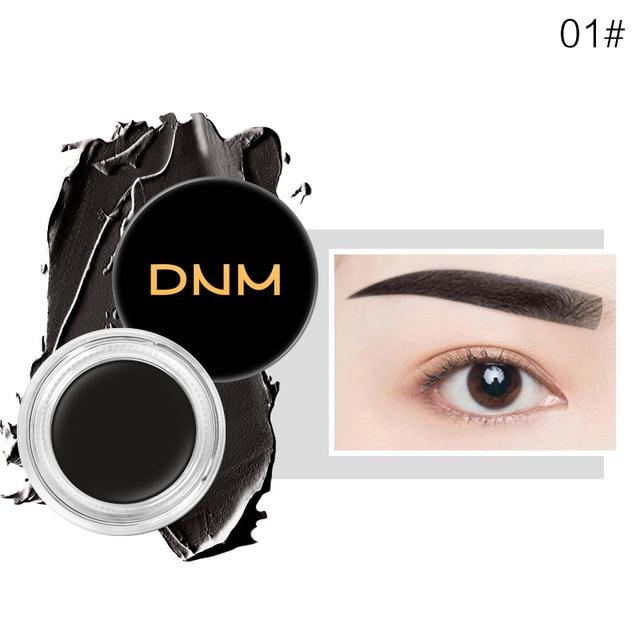 1pcs DNM Tattoo Eyebrow Gel Long Lasting Waterproof Eyebrow Pencill Dye Eyebrow Shadow Gel Makeup Cosmetics Korean Makeup TSLM2 2