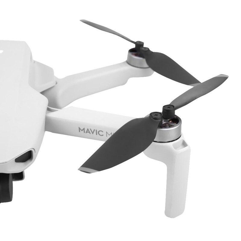 8pcs Mavic Mini Propeller Lightweight Propellers 4726F Foldable Low Noise Props Blades For DJI Mavic Mini Drone Accessories
