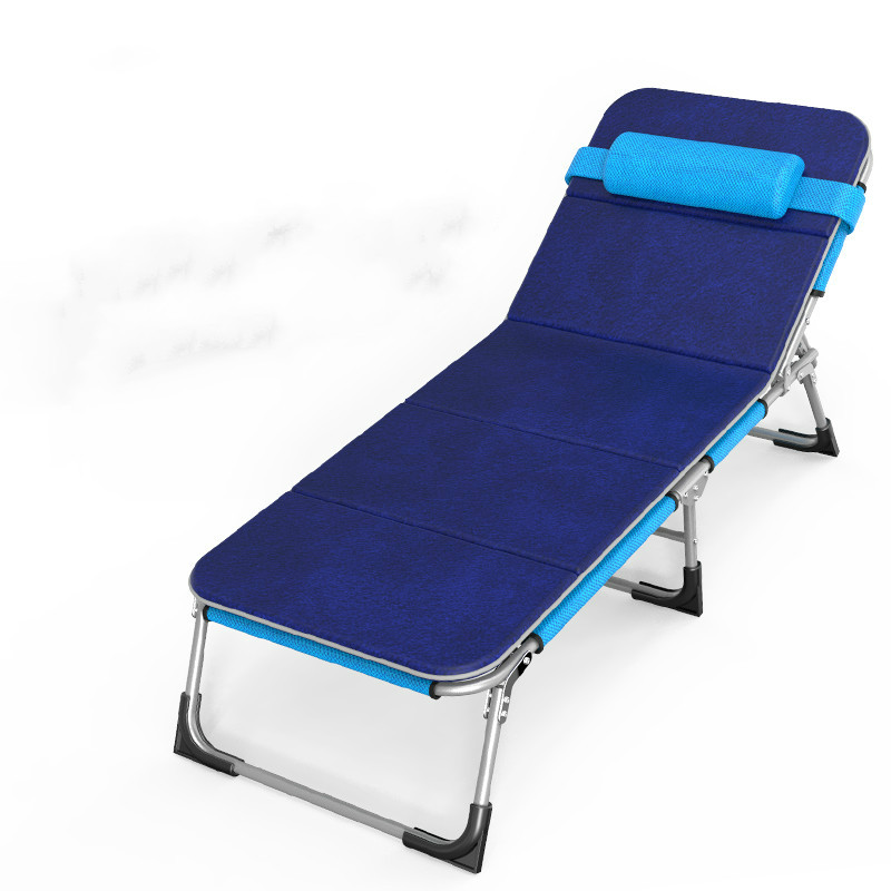 Office Nap Bed Simple Reclining Chair Foldable Bed Sheet Nap Bed Invisible Bed Hospital Escort Bed