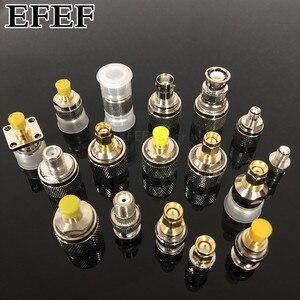 17 Стандартный N Тип к sma BNC к sma TNC к sma N Тип к F Разъем RF коннекторы адаптер с коробкой для хранения
