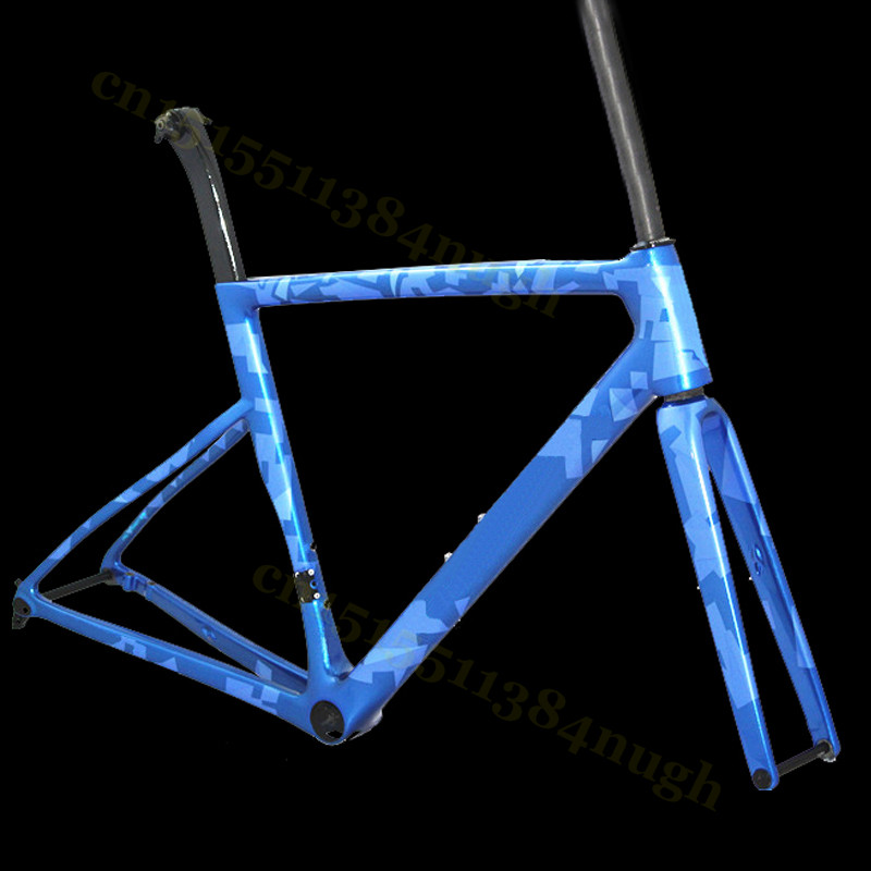 Axle Road-Frame Carbon-Disc Bicycle BB30 BSA Bicycle Frameset Cheapest And Racing OEM Bike-Racing Super-Light Disk