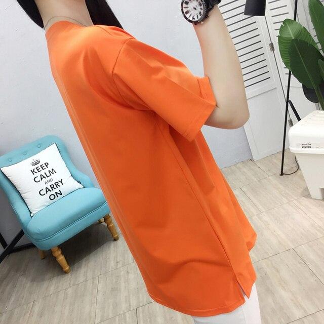 футболка женская с буквенным принтом модный хлопковый топ рубашка фотография