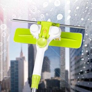 Image 3 - SDARISB cam silecek mikrofiber uzatılabilir pencere yıkayıcı yıkayıcı temizleyici araçları 180 dönebilen temizleme fırçası yüksek pencere