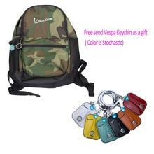 KODASKIN Storage Bag Backpack Notebook Bag for Vespa All Model Sprint 50 GTS 300ie Super LXV 125 LXV 125 LXV 125 GTS