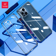 Find X3 Pro Fall, Xundd Fall, Für OPPO Find X3 Lite Neo Fall, transparent Schwarz Telefon Abdeckung Stoßfest Ausgestattet Mode Shell