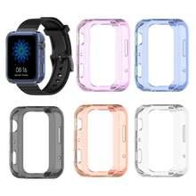 Чехол для часов xiaomi watch series 5 4 3 2 1 тонкий защитный
