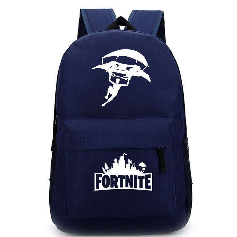 Mobilefortress Night Skydiving-Foreign Trade Exclusively For Students School Bag Travel Bag A Generation Of Fat Wholesale Order