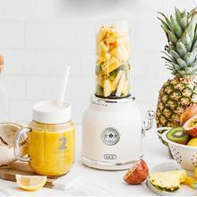 Home Electric Juicer Blender Multifunctional Smoothie Milkshake Baby Food Fruit Retro Juice Maker Machine Mixer Orange Squeezer
