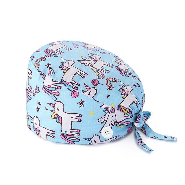 Фото шапка женская с регулируемой кнопкой головной убор для салона