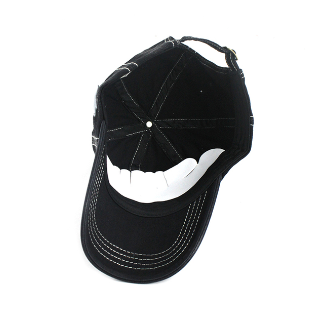 New washed cotton hats for men, women