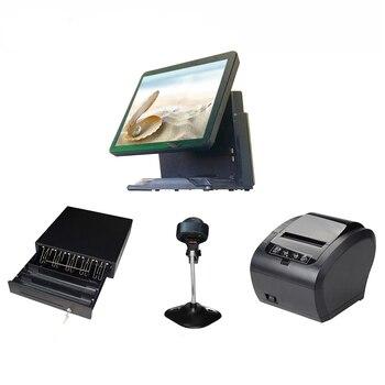 ComPOSxb whole set pos computer pos terminal epos system for mall
