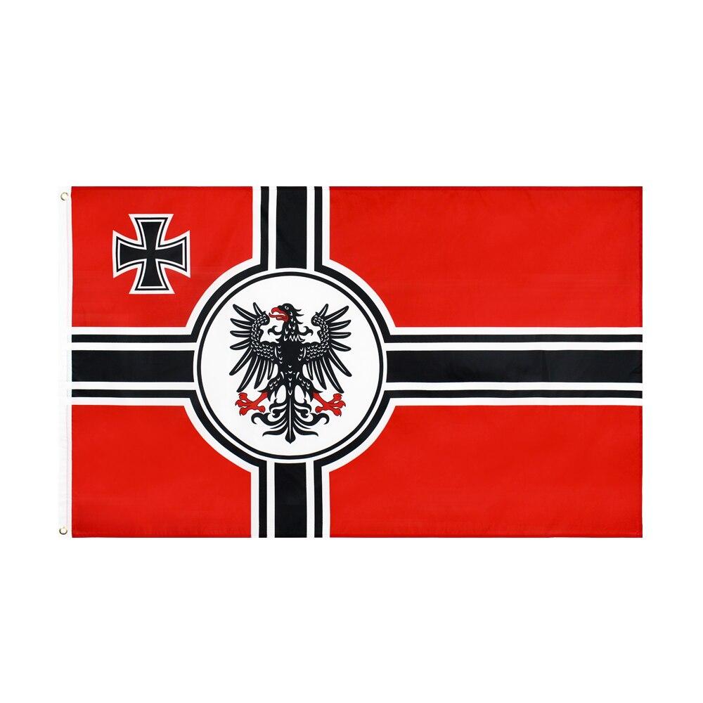 johnin 90x150cm German Empire DK Reich  flag