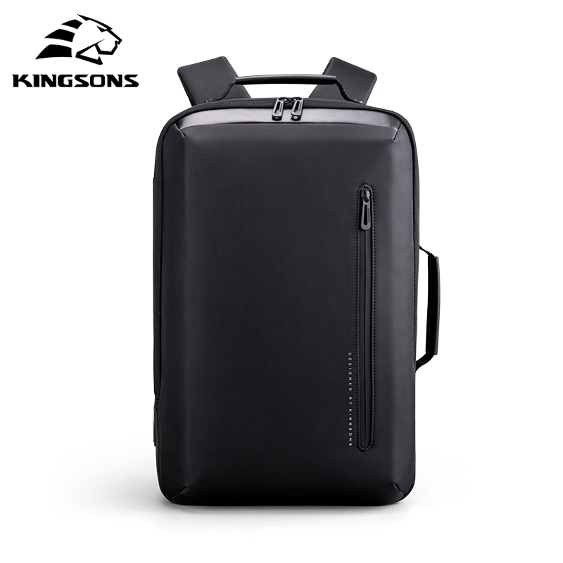 Kingsons новый 15,6 ''рюкзак для ноутбука большой емкости анти вор Многофункциональный рюкзак водонепроницаемый для бизнеса Сумки на плечи