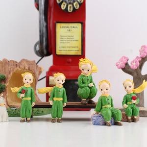 home decoration accessories handmade little Prince Figurines Miniature Model Desktop Decoration Ornaments home decor