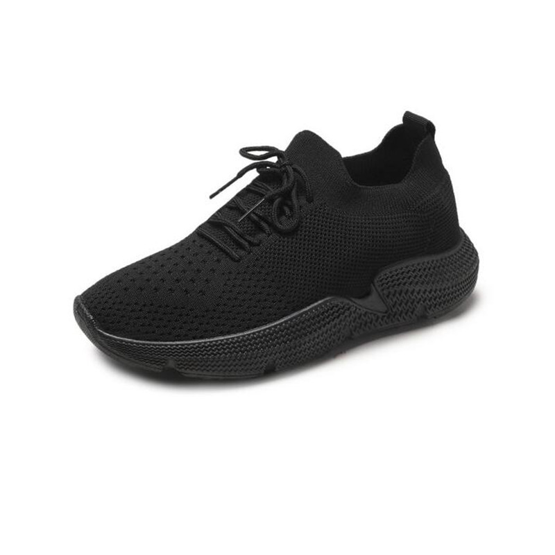 New Women's Outdoor Running Shoes Breathable Women Sneakers Adult Non-slip Comfortable Mesh Athletic Shoes 2 Colors