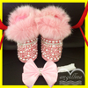 PINK BOOT
