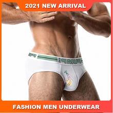 New Cotton Sexy Mens Underwear Briefs Ins Style Men's Briefs Bikini Gay Underwear Cueca Cueca