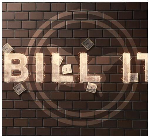 Bill It By SansMinds Creative Lab  - Magic Tricks